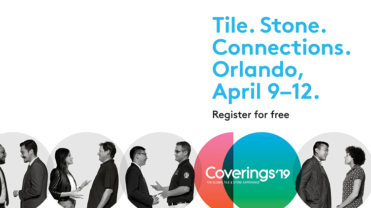 COVERINGS- Global Tile & Stone Experience
